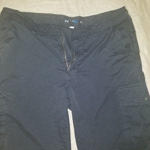Black Tony Hawk shorts